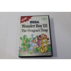 WONDER BOY III THE DRAGON´S TRAP