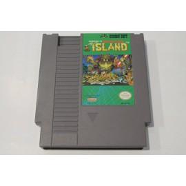NES HUDSON'S ADVENTURE ISLAND