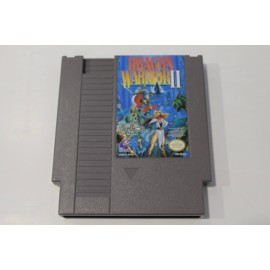 NES DRAGON WARRIOR II