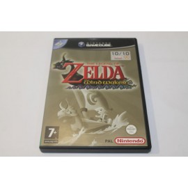 THE LEGENDS OF ZELDA THE WINDWAKER