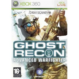TOM CLANCY´S GHOST RECON ADVANCE WARFIGHTER