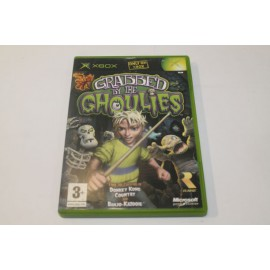 BRABBED BY THE GHOULIES