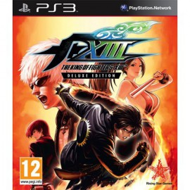 THE KING OF FIGHTERS XIII DELUXE EDITION