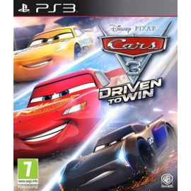 CARS 3 DRIVER TO WIN