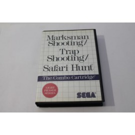 MARKSMAN SHOOTING/ TRAP SHOOTING/ SAFARI HUNT
