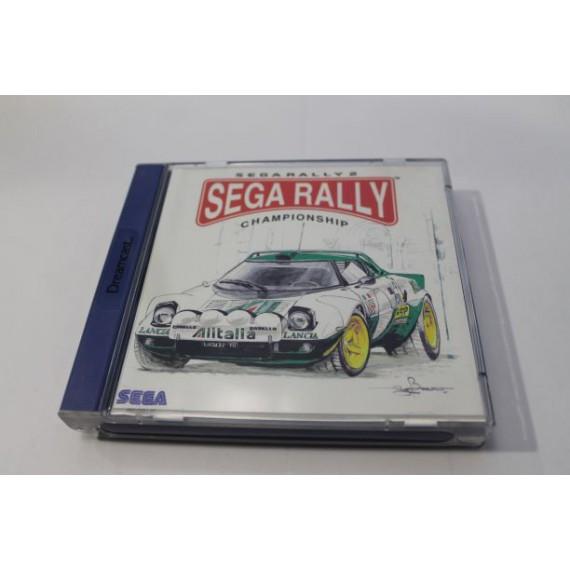 SEGA RALLY 2