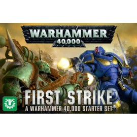 WARHAMMER FIRST STRIKE STARTER SET