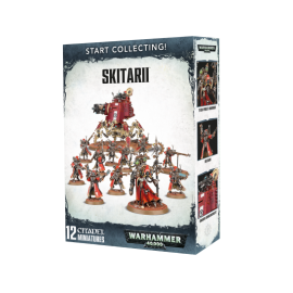 WARHAMMER START COLLECTION SKITARII
