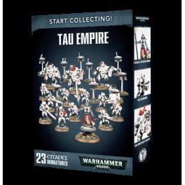 WARHAMMER START COLLECTING TAU EMPIRE