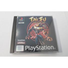 TAI FU WRATH OF THE TIGER