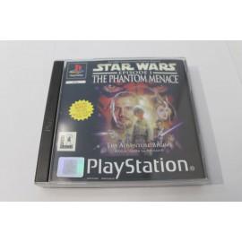 STAR WARS EPISODE 1 THE PHANTOM MENACE