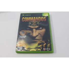 XBOX COMMANDOS 2 MEN OF COURAGE