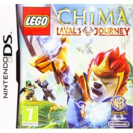LEGO CHIMA LAVALS JOURNEY