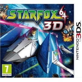 STARFOX 64 3D