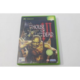 XBOX THE HOUSE OF DEAD 3