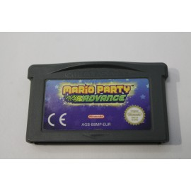 GBA MARIO PARTY ADVANCE