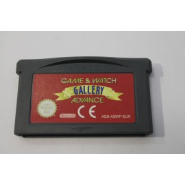 GBA GAME & WATCH GALLERY ADVANCE