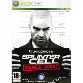 XBOX360 TOM CLANCY´S SPLINTER CELL DOUBLE AGENT