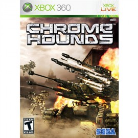 XBOX360 CHROMEHOUNDS