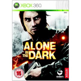 XBOX360 ALONE IN THE DARK