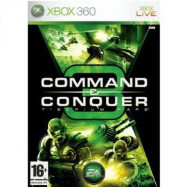 XBOX360 COMMAND & CONQUER 3 TIBERIUM WARS