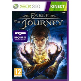XBOX360 FABLE THE JOURNEY ( KINECT)