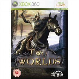XBOX360 TWO WORLDS