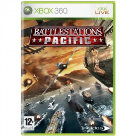 XBOX360 BATLESTATIONS PACIFIC