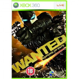 XBOX360 WANTED WEAPONS OF FATE