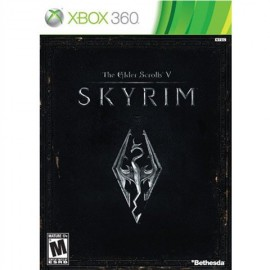 XBOX360 THE ELDER SCROLLS V SKYRIM