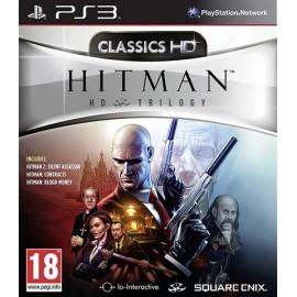PS3 HITMAN HD TRILOGY