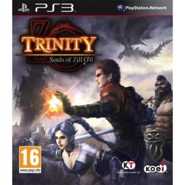 PS3 TRINITY: SOULS OF ZILL O´LL