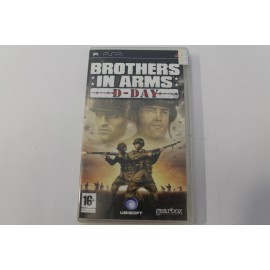PSP BROTHERS IN ARMS D-DAY