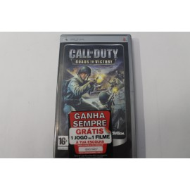 PSP CALL OF DUTY ROAD TO VICTORY