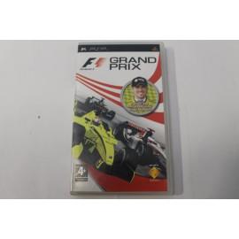 PSP F1 GRAND PRIX