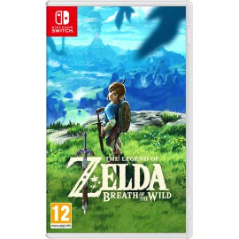SWITCH THE LEGEND OF ZELDA: BREATH OF THE WILD
