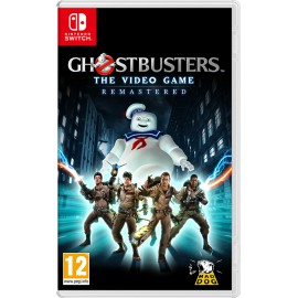 SWITCH GHOSTBUSTERS: THE VIDEO GAME REMASTERED