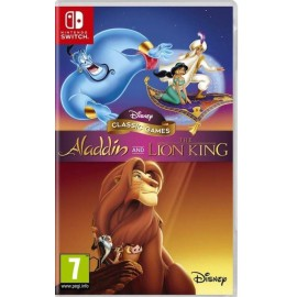 SWITCH CLASSIC GAMES: ALADDIN AND THE LION KING