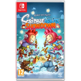 SWITCH SCRIBBLENAUTS SHOWDOWN