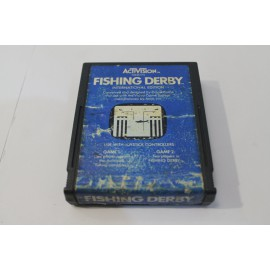 ATARI FISHING DERBY