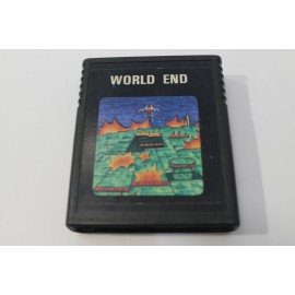 ATARI WORLD END