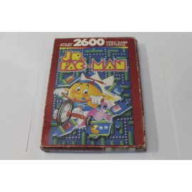 ATARI JR. PAC-MAN