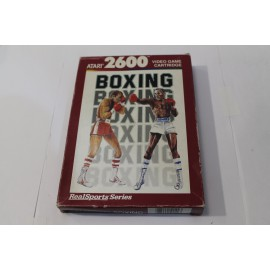 ATARI REAL SPORTS BOXING