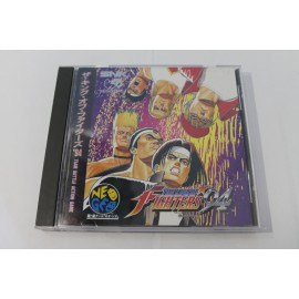 NEO GEO CD THE KING OF FIGHTERS 94