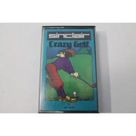 SPECTRUM SINCLAIR CRAZY GOLF