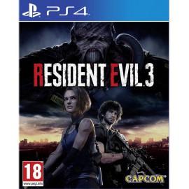 PS4 RESIDENT EVIL 3