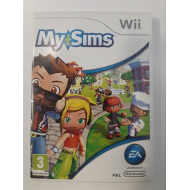 PS2 MY SIMS