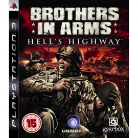 PS3 BROTHERS IN ARMS HELL´S HIGHAY USADO