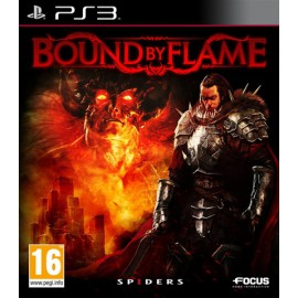 PS3 BOUND BY FLAME USADO