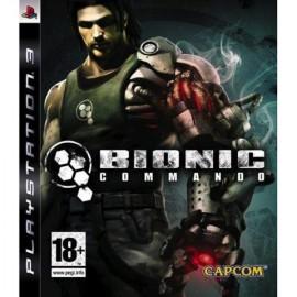 PS3 BIONIC COMMANDO USADO